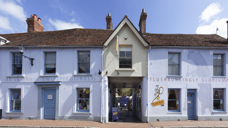 Roald Dahl Museum in Great Missenden is looking for Front of House Team Members