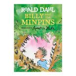 Billy and the Minpins by Roald Dahl hardback