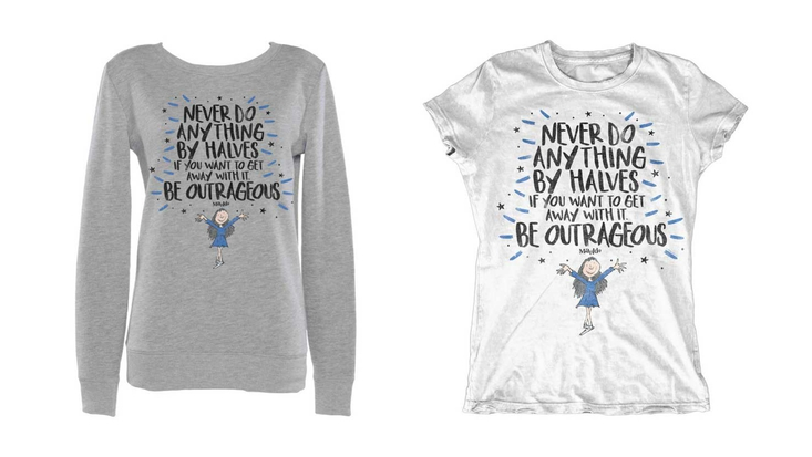 Roald Dahl clothing