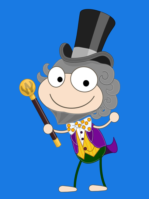 Poptropica's Willy Wonka