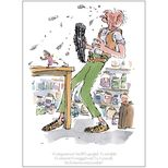 Snozzcumber BFG Limited Edition Print