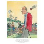 Roald Dahl's My Year exclusive limited edition print