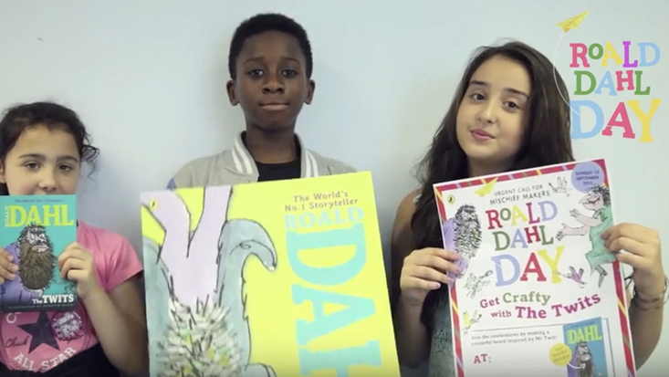 Ready for Roald Dahl Day?
