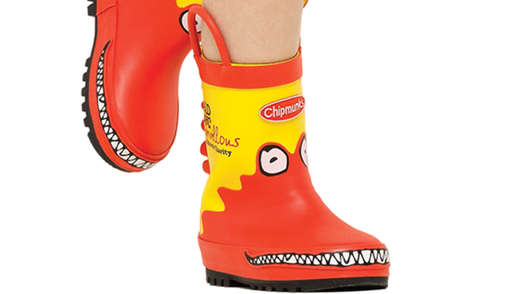 Marvin the Marvellous Crocodile Wellington Boots