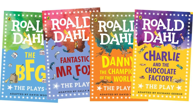 Roald Dahl play books