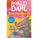 Revolting Rhymes by Roald Dahl - paperback book