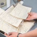 Roald Dahl Museum archive papers