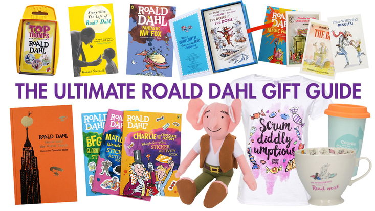 The ultimate Roald Dahl Christmas gift guide