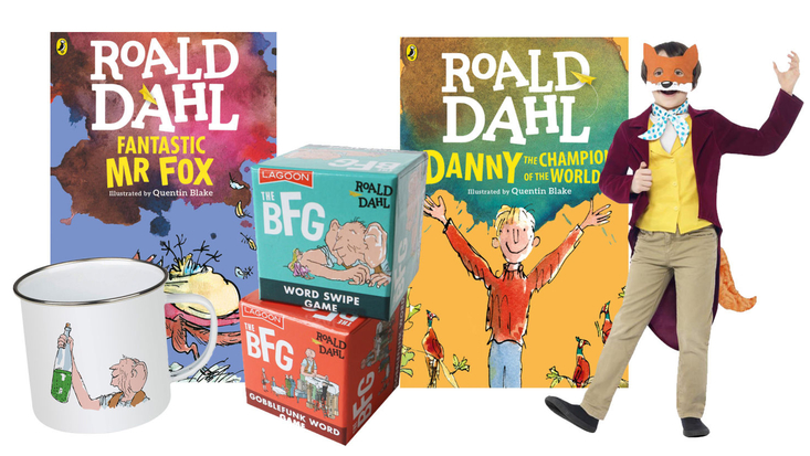 Roald Dahl products