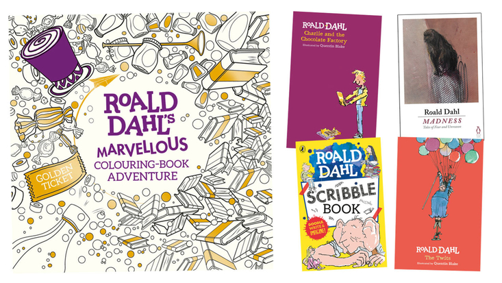 New Roald Dahl books
