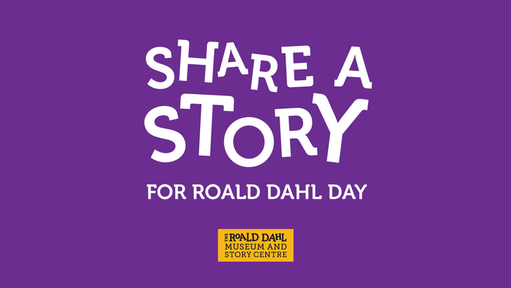 Share a Story on Roald Dahl Day