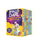 Scrumdiddlyumptious Story Collection - Roald Dahl