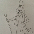 Students at Bolton St Catherine's in Bolton, UK, followed Quentin Blake's instructions to draw their own Willy Wonka