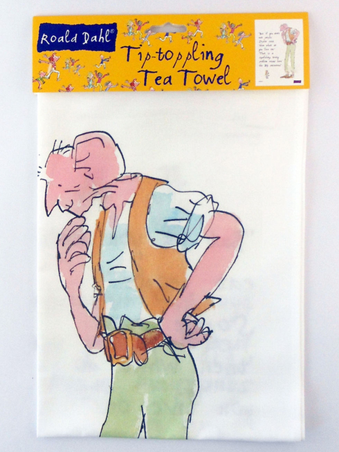 The BFG Tea Towel