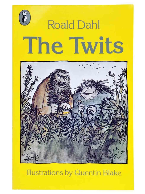 Roald Dahl's The Twits, 1982 edition