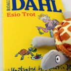 Esio Trot book and toy set