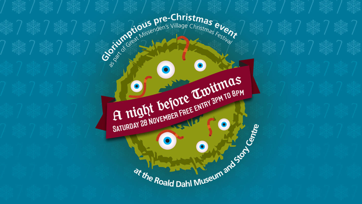 A Night Before Twitmas at the Roald Dahl Museum