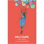 The Twits by Roald Dahl - hardback book