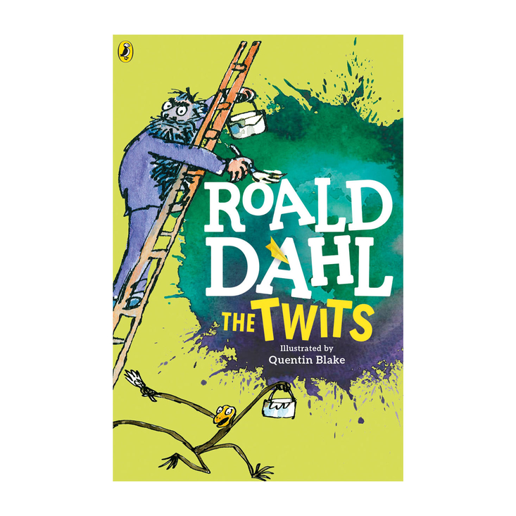 The Twits by Roald Dah scratch and sniff edition