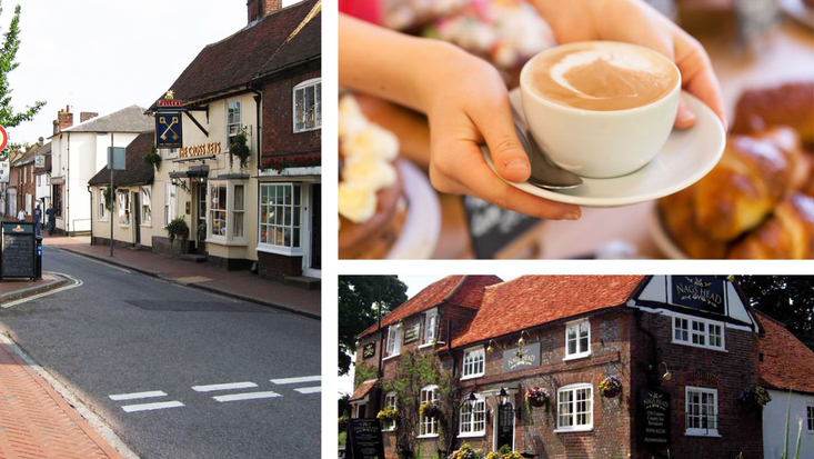 Places to eat in Great Missenden