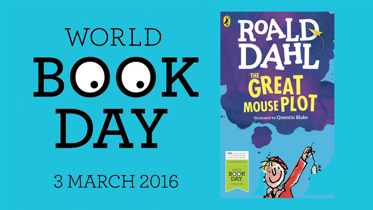 World Book Day | 3 March 2016