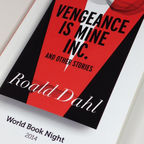 World Book Night 2014 - Vengeance is Mine, Inc.