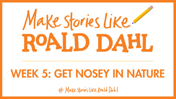 Make Stories Like Roald Dahl - week 5