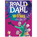 Large colour edition of Roald Dahl's The Witches
