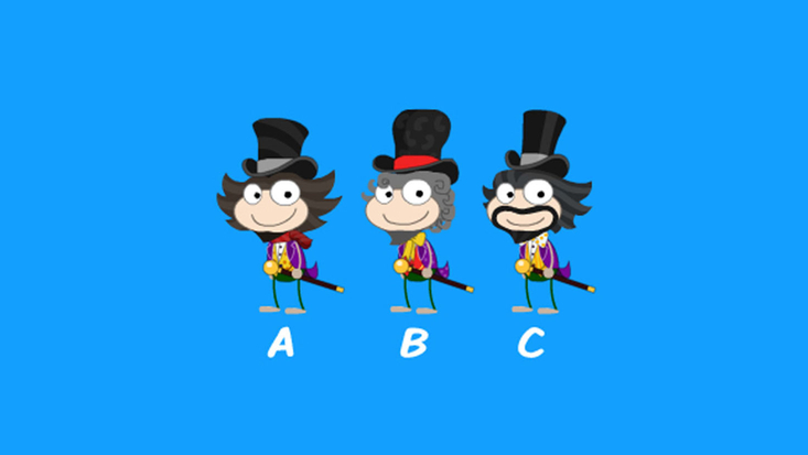 Alternative Willy Wonka characters for Poptropica